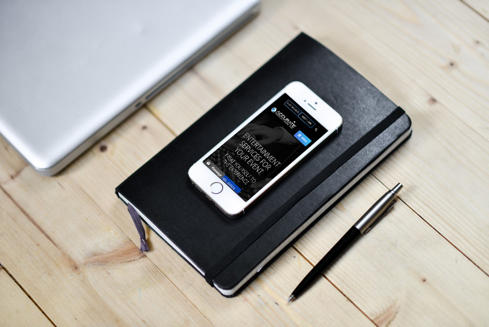 mobile-friendly-responsive-web-design-wordpress-graphic-design-disc-jockey-dj-eureka-california-humboldt-county
